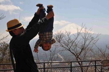 Apr8,2012 逆さべべ@富士山