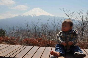 Apr8,2012 富士とべべ