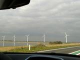現代の風車〜オランダへ