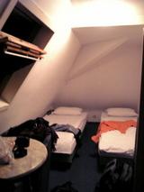 アムステルダムの屋根裏部屋