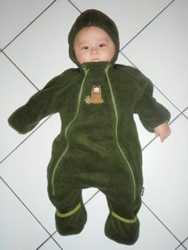 mountain equipment baby suit