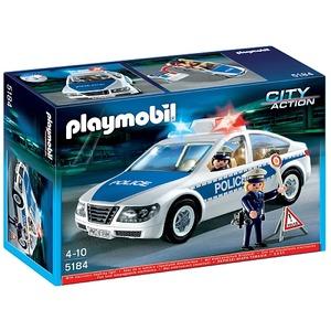 playmobilパトカー