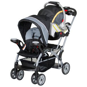Baby Trend Sit N Stand stroller2