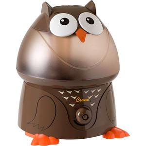 Crane Ultrasonic Cool Mist Humidifier-Owl