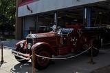 シャーロットタウンの消防車