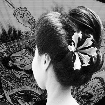 日本髪風セット4