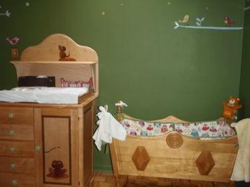 ベビー家具