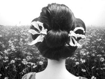 日本髪風セット1