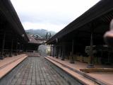 ブサキ寺院の台所