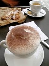 朝カフェ!