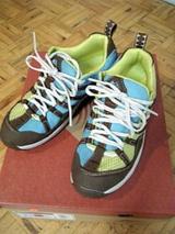 野外活動用 運動靴