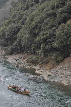 Apr10,2012 嵐山トロッコ