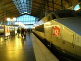 TGVでARRASへ!
