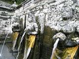 Goa Gajah 象の洞窟