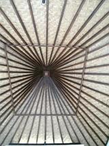 ホテルのお部屋の屋根です@Sidemen
