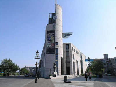 Pointe-a-Calliere-Museum
