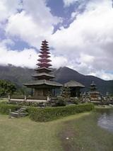ウルン・ダヌ・ブランタン寺院