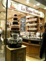 ブリュッセルのチョコレート屋さん