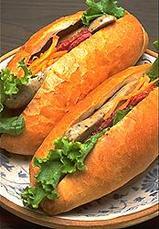 ベトナム風サンド