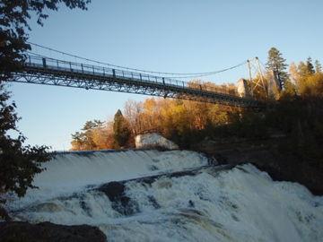 モンモランシーの滝9