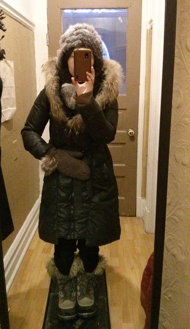 モントリオール生活 モントリオールの冬の服装
