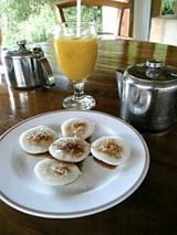 ムンドゥックの朝食