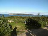 ボナヴォンチュール島、目覚めましたYUKI!