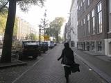 アムステルダムを歩く