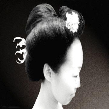 日本髪風セット3