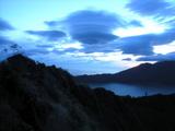バトゥール山からの夜明け3