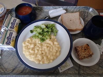 Jul 17, 2013 昼食
