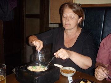 Apr4, 2012 初食@日本