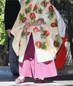 袿袴装束明治以降2