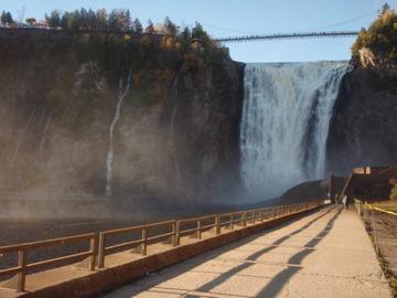 モンモランシーの滝2