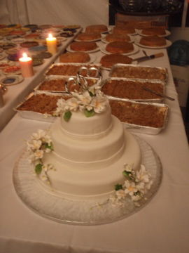 皆の手作りケーキ3種
