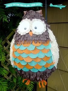 owl-pinata