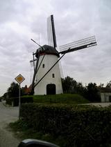 オランダっぽい風車