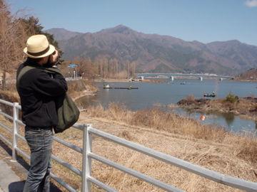 Apr8,2012 河口湖