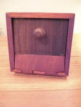 手作り木製ミラー