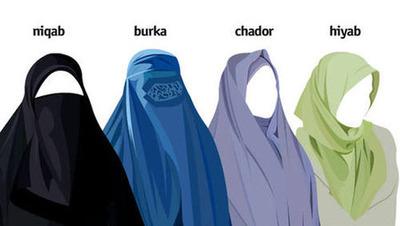 スカーフの種類