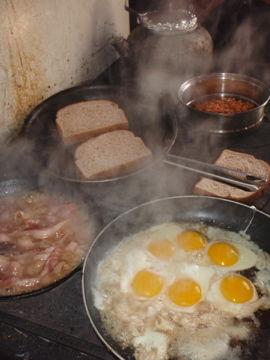 メープル料理