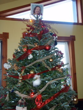 12月24日クリスマスツリー2011