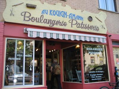 boulangerie Kouign amann