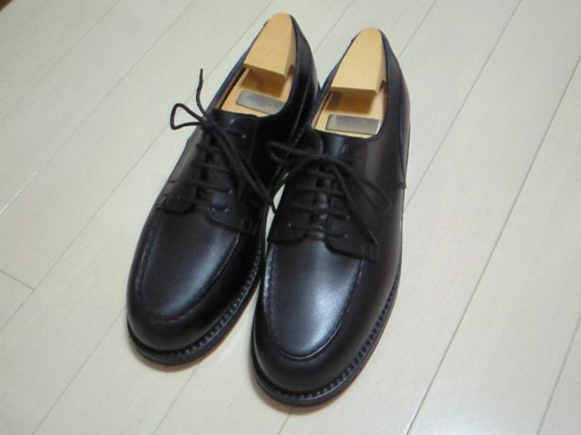 靴の話です。ご興味のある方 ...
