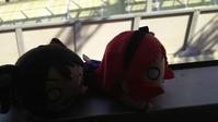 京阪電車のにこまきシャドウ