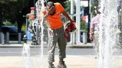 35億人を襲う熱波、2070年までに居住不可能に 国際研究
