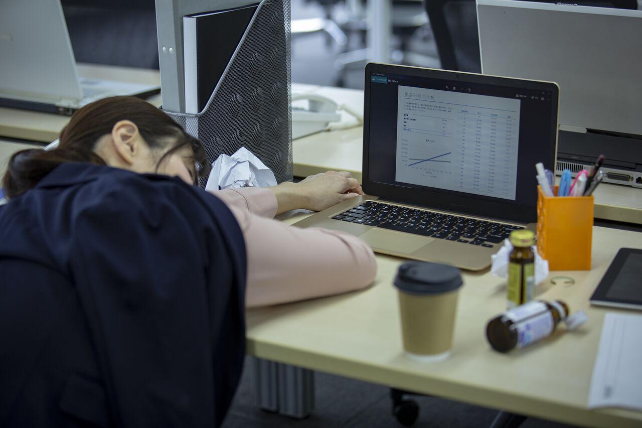 『ジャニーズ事務所』の募集が残業時間45時間を優にに超える。