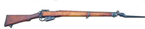 SMLE_No4_Mk1 bayonet