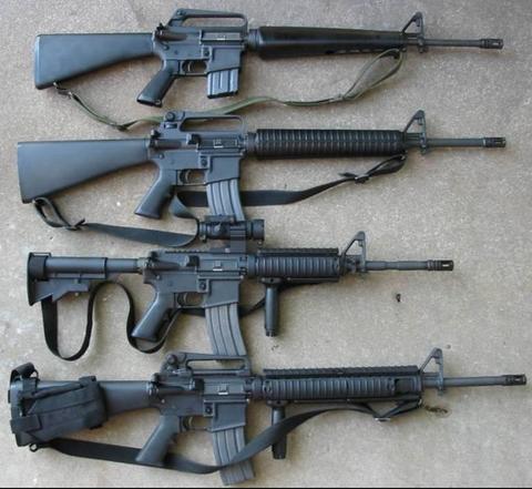 M16ファミリー