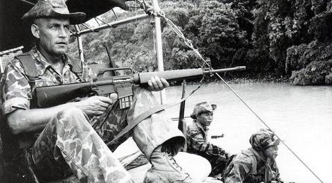 AR15 in vietnam eary